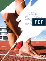 Energy Boosting Diet