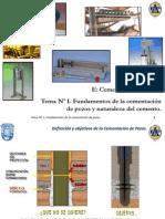 2. Tema Nº 1. Fundamentos de La Cementación de Pozos