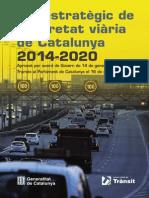 Plan estratégico Seguridad Vial 2014-2020