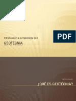Geotecnia 2008