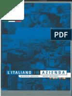 Guerra Edizioni Pelizza Giovanna Mezzadri Marco l Italiano in Azienda