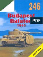 (Wydawnictwo Militaria No.246) Budapest Balaton 1945