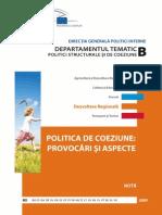Politica de Coeziune (1)
