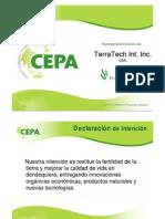 CEPA Terratech Web