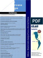 BoletinALAS 17 – Octubre de 2012
