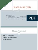 Modulasi Fase (Pm)