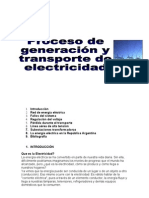TRANSMISION ELECTRICA