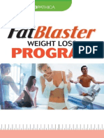 Weight Loss Program Booklet New