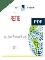 Presentacion Retie Agosto 2011