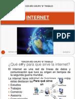 Trabajo 3 Internet