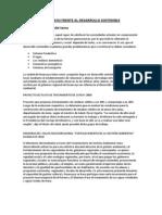 Huancayo Frente Al Desarrollo Sostenible