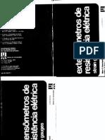 Strain Gauges Extensiômetros de resistência elétrica - Borchardt & Zaro