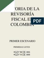 historiadelarevisoriafiscalencolombia-110301151529-phpapp01