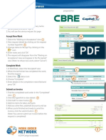 CBRE Capital One Quick Reference Guide