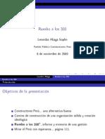 Leo Presentation