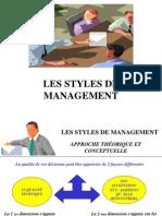 3 - Les Styles de Management (1)
