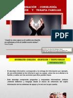 Información - Consejería- Orientación y Terapia Familiar ROSA