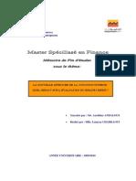 147238306 La Nouvelle Approche de La Notation Interne Quel Impact Sur l'Evaluation Du Risque Credit