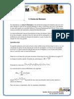 1.3Suma de Riemann