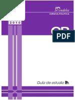 Ciencia Política - Guía de Estudio