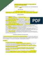 Naciones Unidas, Principios Para La Protección de Los Enfermos Mentales y El Mejoramiento de La Atención de La Salud Mental 1991