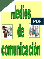Medios Comunicacion Presentación
