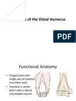 Fr Distal Humerus