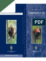 Conservacion Ex Situ Fauna Silvestre