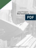 Lingua Portuguesa Morfossintaxe 02