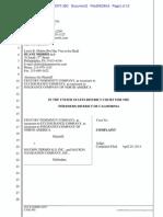 CENTURY INDEMNITY COMPANY V. MATSON TERMINALS, INC. et al complaint