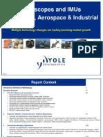 Yole Gyro MU Report Sample September 2012
