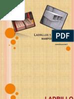 Tipos de Ladrillos en La Construcción
