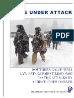 Police Under Attack