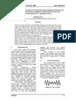 Analisis Kedip Tegangan (Voltage Sags) Akibat Pengasutan Motor Induksi