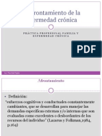 Clase3 El Afrontamiento de La Enfermedad Cronica