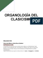 Linio Blanco Clara Rosco Montero Alicia Organología Del Clasicismo