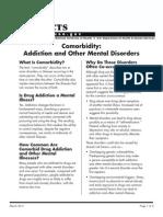Comorbidity Addiction and Drug Abuse