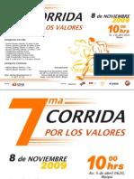 Corrida de Los Valores 2009