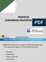 Comunidad Educativa en Linea 26-02-2014