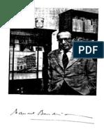 Itinerário de Pasárgada - Manuel Bandeira