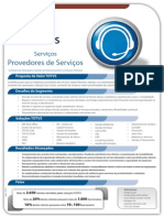 Servicos - Provedores de Servicos (Portugues)