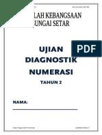 Ujian Diagnostik Math