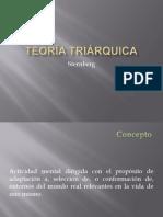 Teoría Triárquica - Sternberg