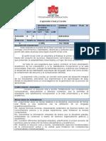 Programa Expresión Oral y Escrita