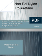 Nylon y Poliuretano