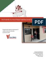 Activando La Movilidad Habitacional en Socialismo (Gran Misión Vivienda Venezuela)