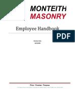 Employee Handbook1