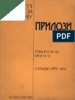 159704748 Andjelic Pavao Baronsdfdsfsdfdsfsdfsfes Regni i Drzavno Vijece Srednjovjekovne Bosne PIIS 11-12-1975 76