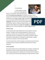 Gastronomia Italiana, Francesa y Mediterranea