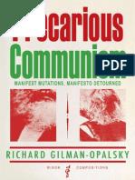 Precariouscommunism